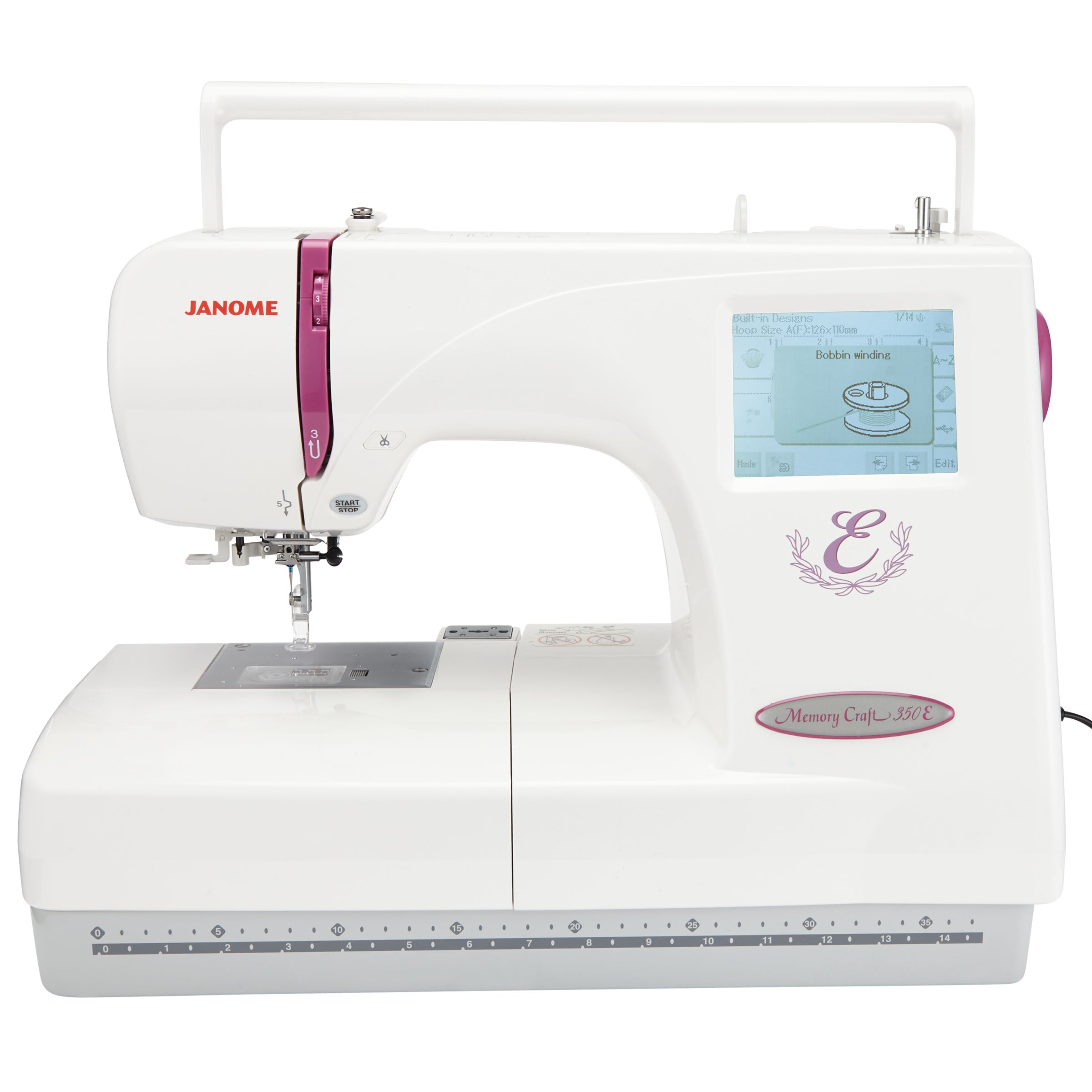 janome embroidery machine prices