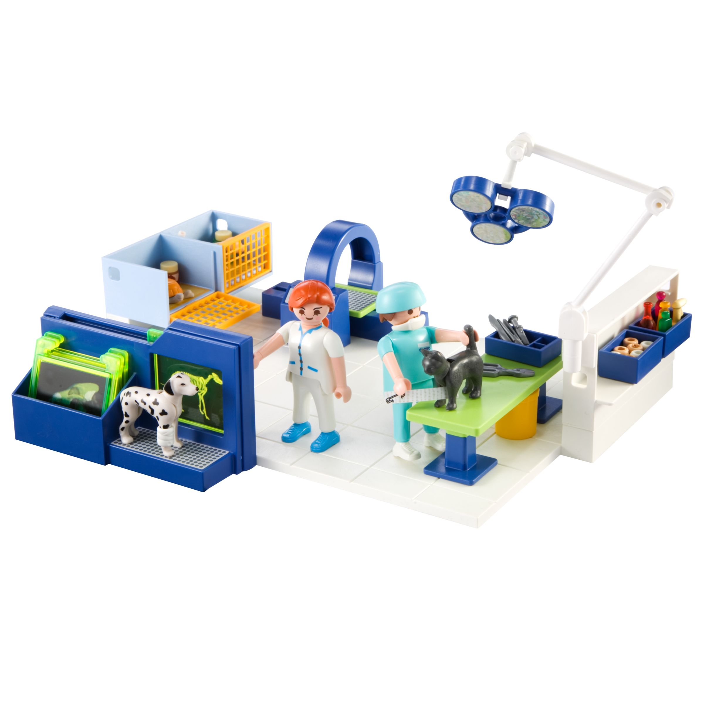 Playmobil Vet Operating Room
