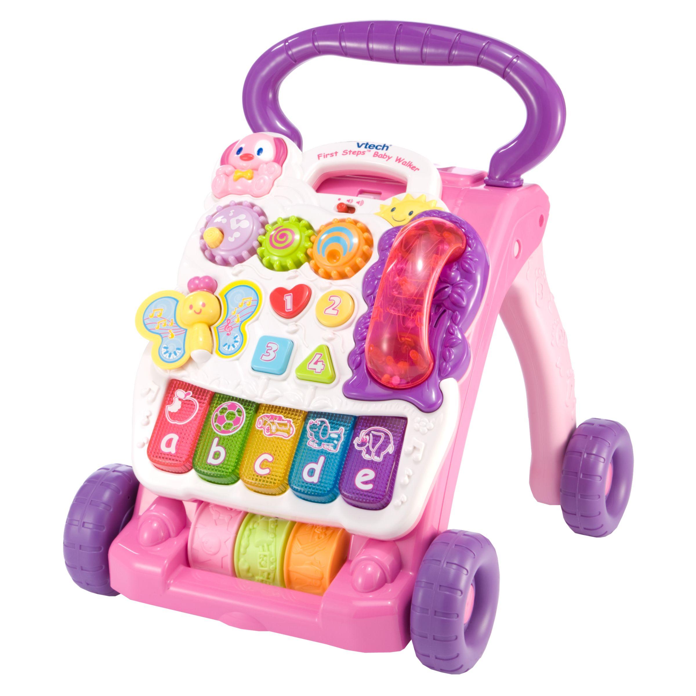 VTech Baby Walker, Pink