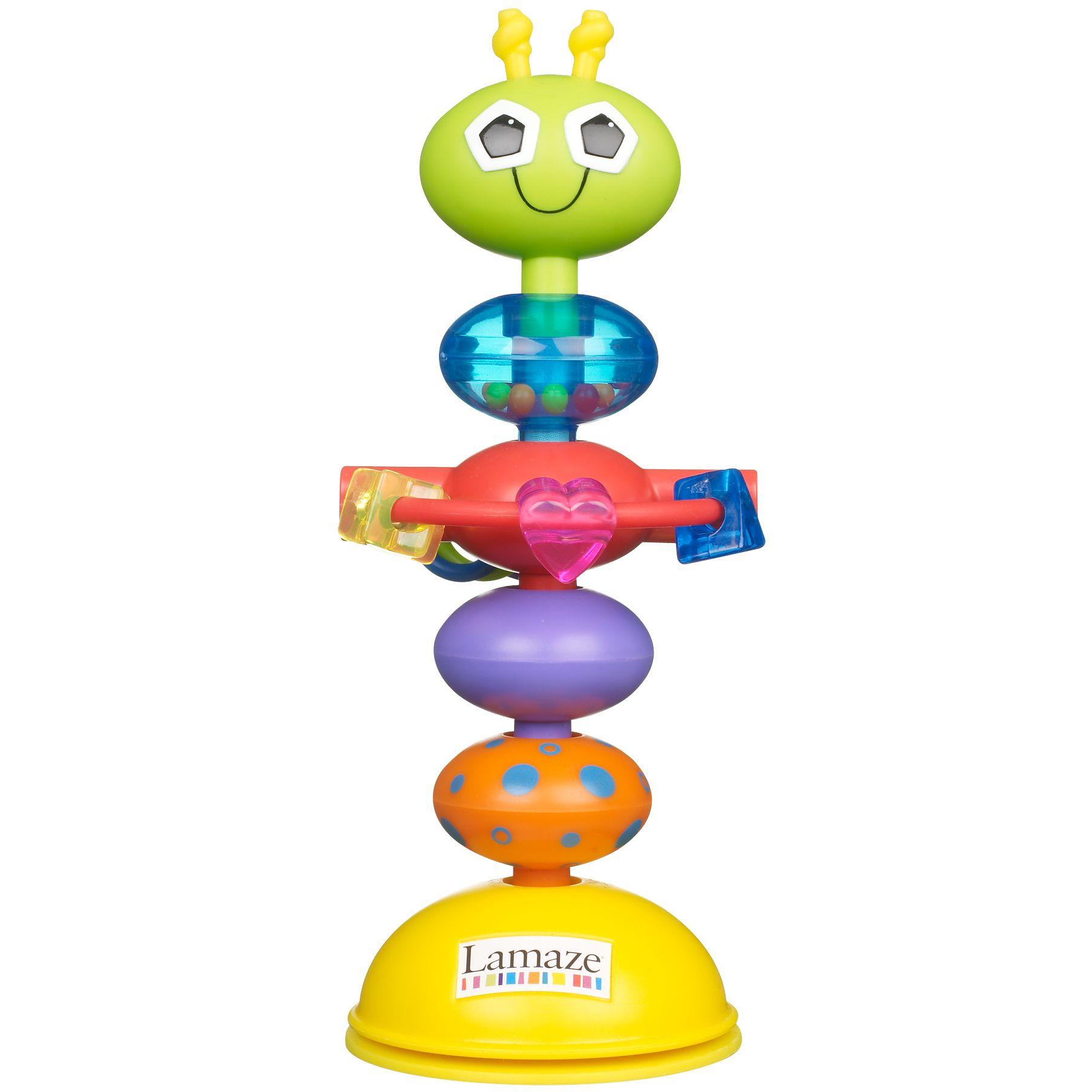 Lamaze Busy Bug Bendy Highchair Toy