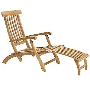 John Lewis Steamer Chair