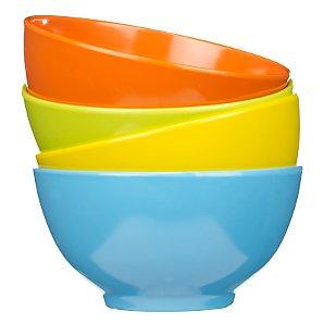 Miniamo Brights Bowls, Set of 4