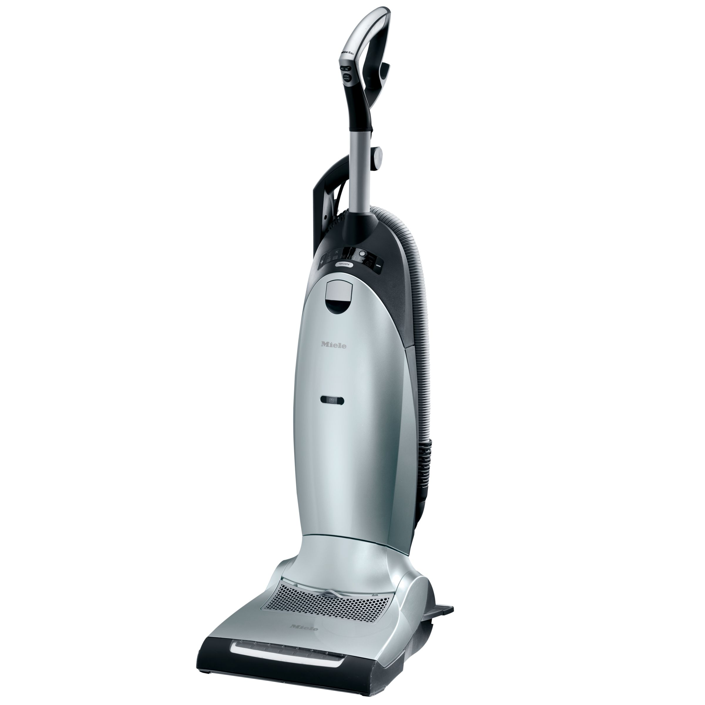 Miele S7580 AutoCare Upright Cleaner, Steel Blue at John Lewis