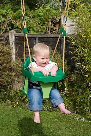 TP998 Junior Swing Seat, Green