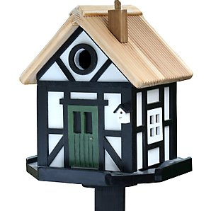 Tudor Cottage Bird Box
