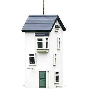 Sandstone Town House Bird Box