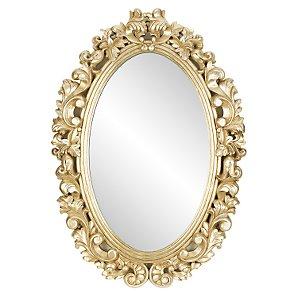 John Lewis Eliza Mirror, H79xW56cm