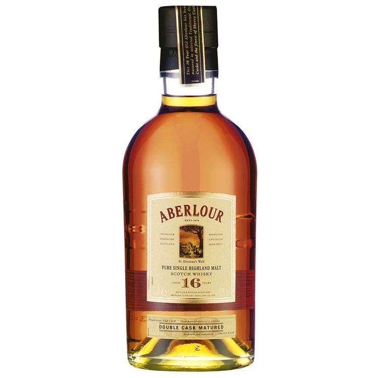 Aberlour 16 Year Old Speyside Single Malt Whisky