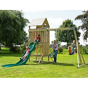 TP Kingswood Full Height Tower and Swing Set