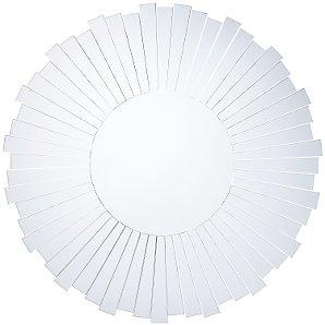 John Lewis Sunray Round Mirror, Dia. 80cm
