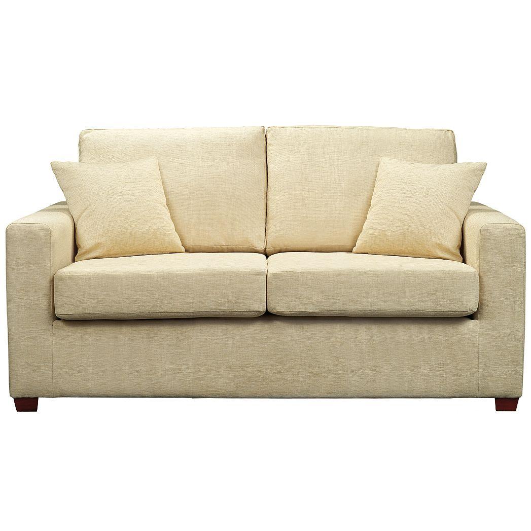 John Lewis Ravel Medium Sofa Bed, Cream at John Lewis