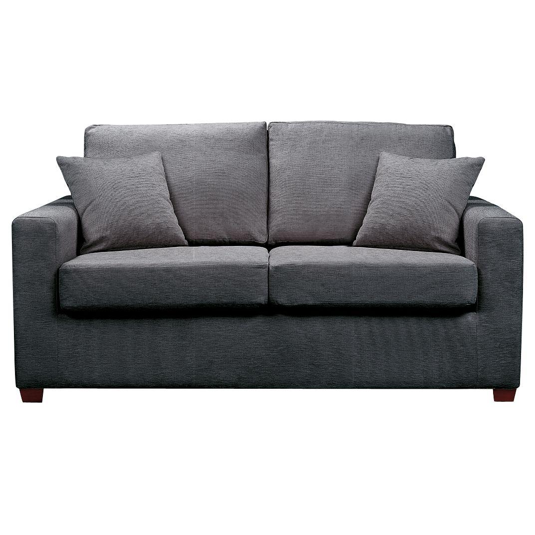 John Lewis Ravel Medium Sofa Bed, Grey at John Lewis