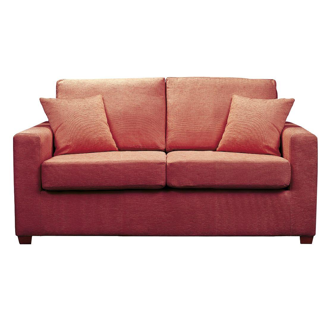 John Lewis Ravel Medium Sofa Bed, Red at John Lewis