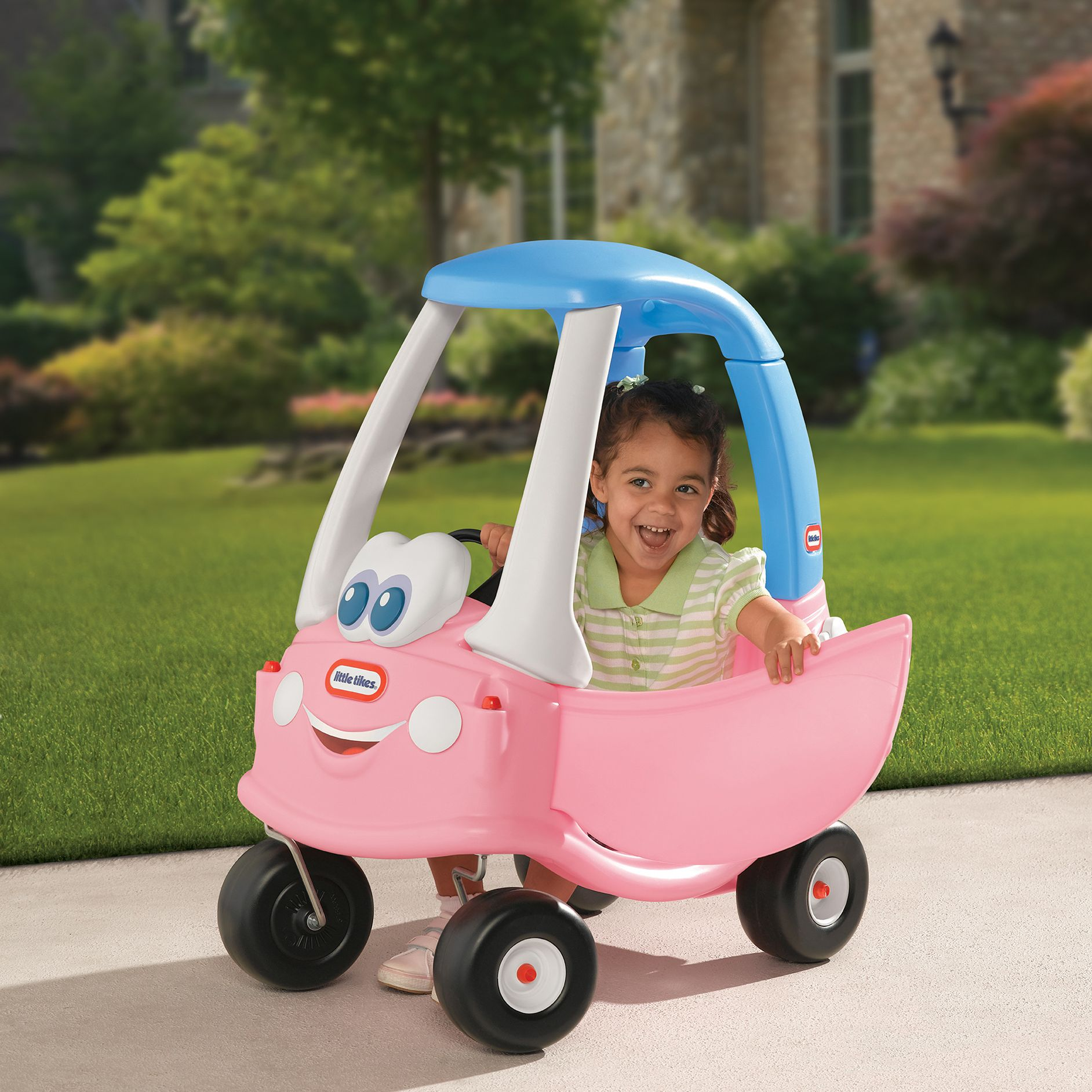 Little Tikes 30th Anniversary Edition Cozy Coupe, Pink