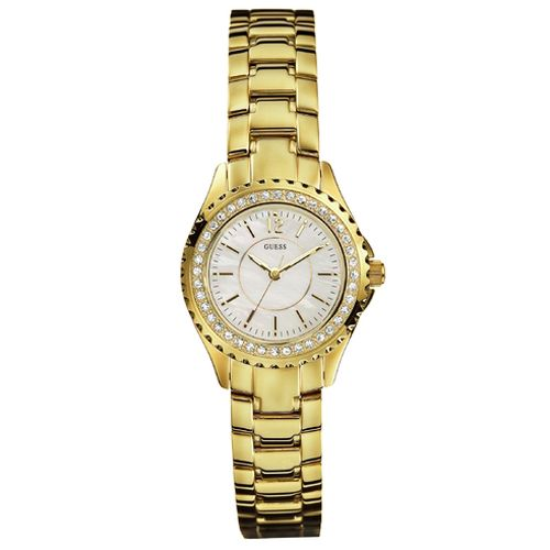 Guess I11068L1 Mini Rock Candy Gold Plated Women