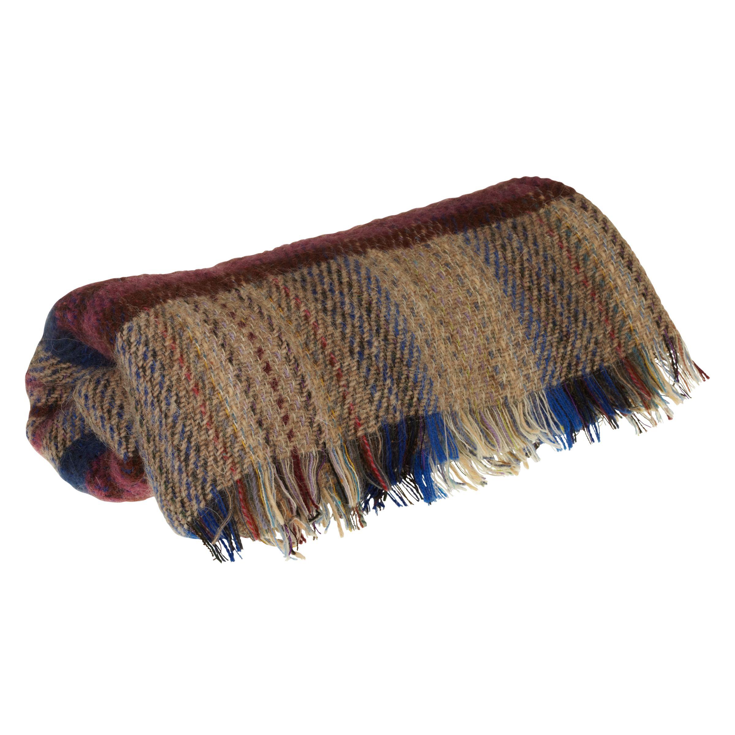 John Lewis Recycled Wool Picnic Rug