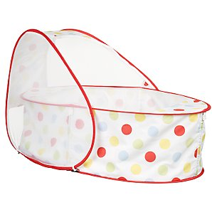Koo-di Travel Cot, Multicoloured