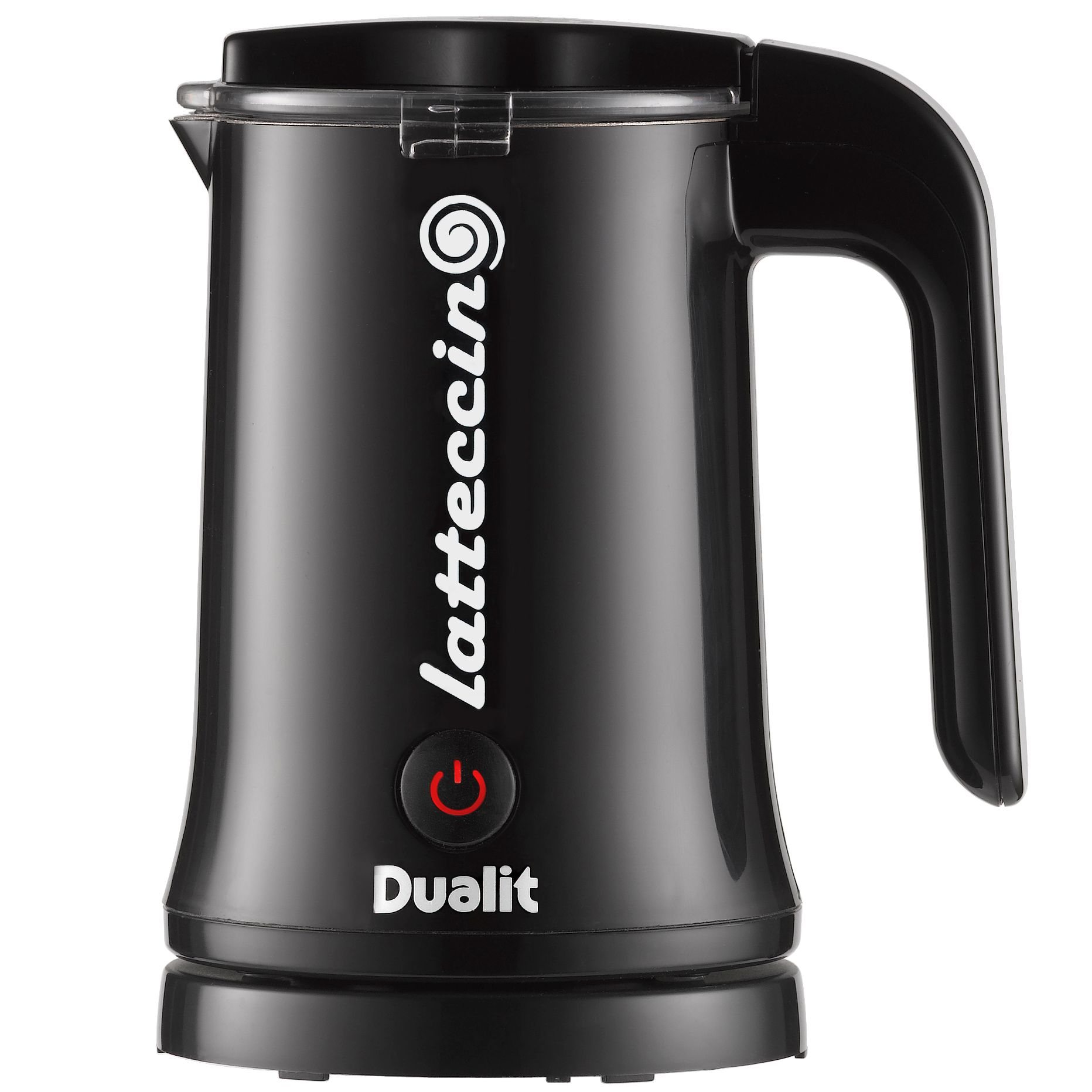 Dualit Lattecino Milk Frother  Black