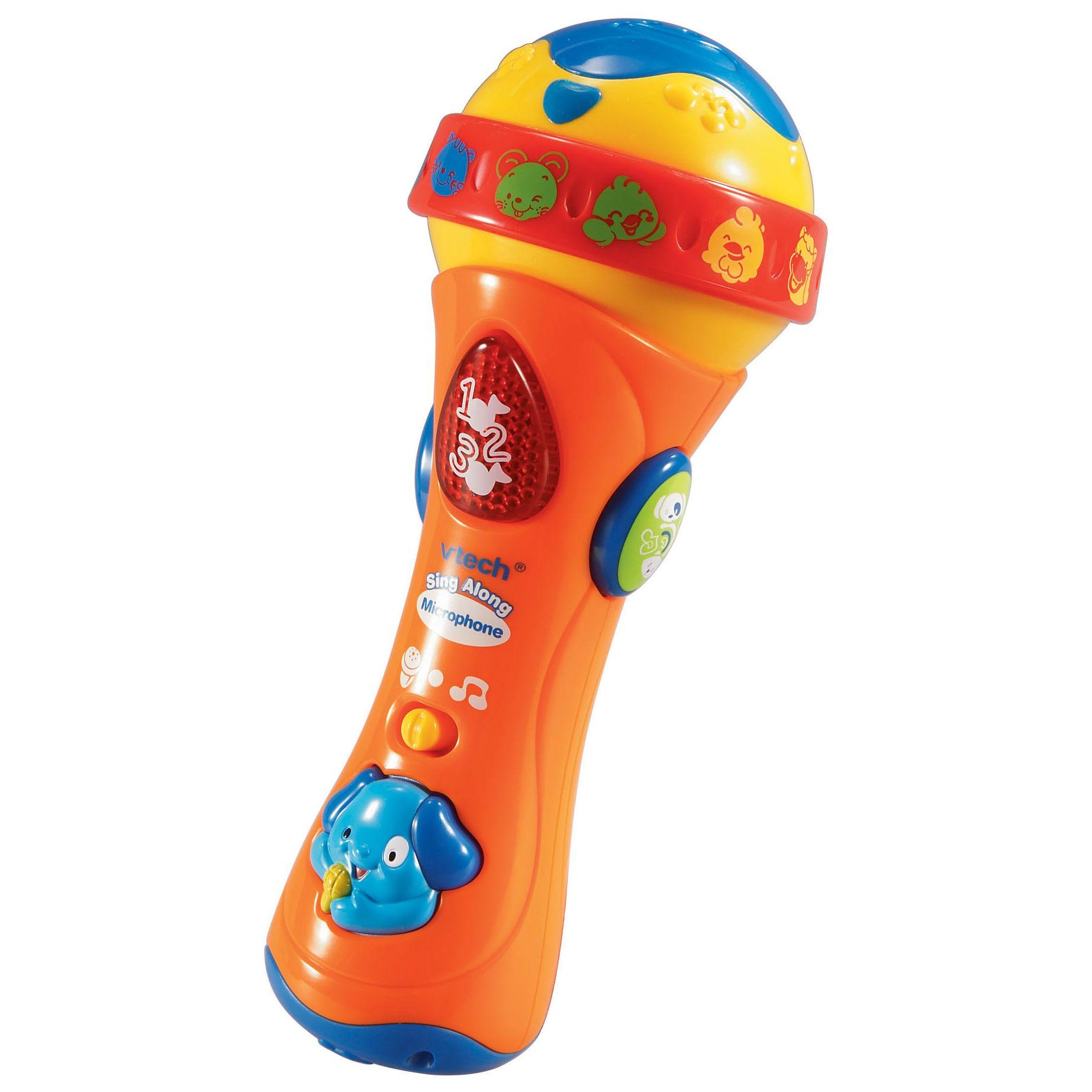 VTech Sing Along Microphone
