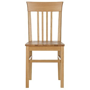 John Lewis Lyon Dining Chair, Oak