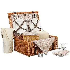 John Lewis Luxury Hamper, 4 Person