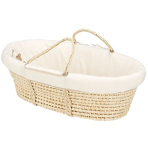 Teddies Moses Basket made with