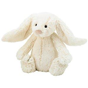Bashful Bunny, Cream, Large