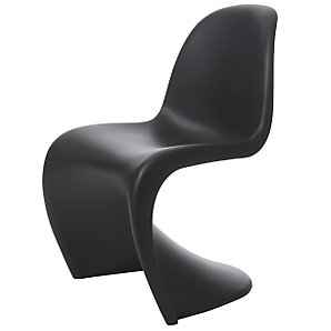 Vitra Panton S Chair, Black