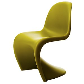 Vitra Panton S Chair, Chartreuse