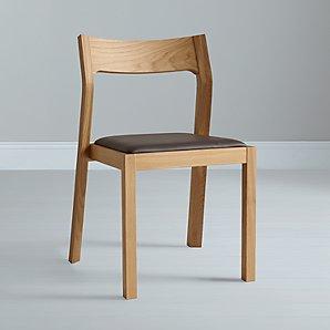 Case Matthew Hilton for Case Profile Chair, Oak