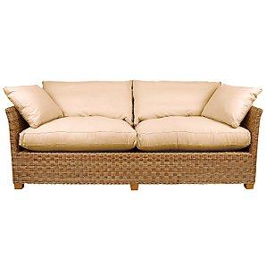 John Lewis Nomad Large Sofa, Wheat
