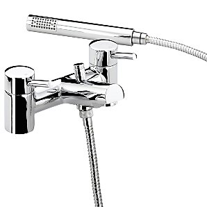 Prism Bath and Shower Mixer