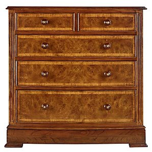 Vermont 3 and 2 Drawer Chest