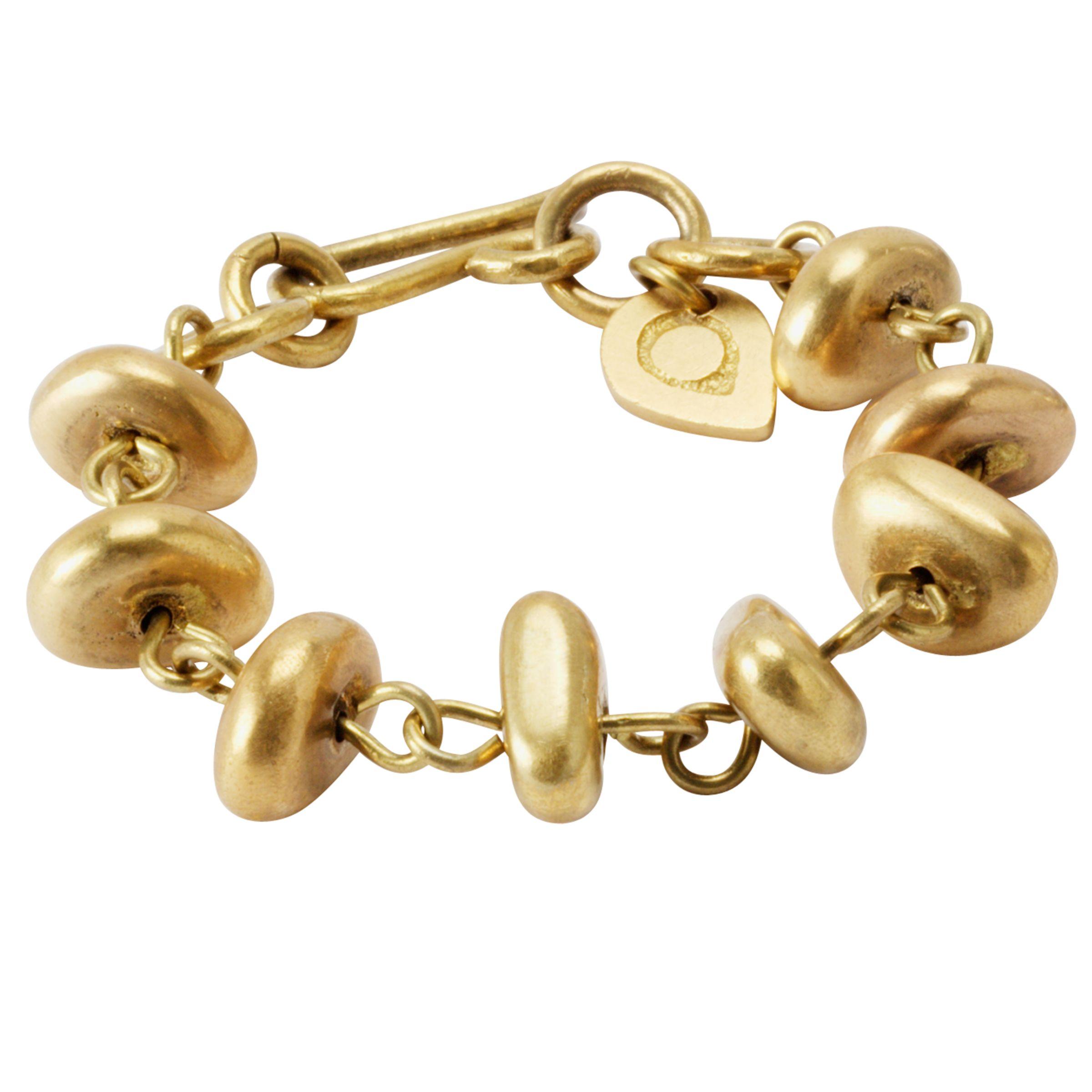 Made Natalie Diesel Nugget Bracelet