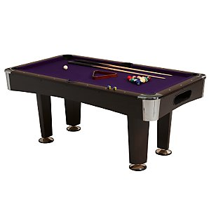 Pinnacle Deluxe Pool Table, Purple