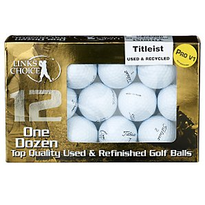 Pro V1 Used and Refinished Golf Balls,