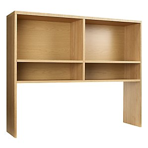 Abacus Desktop Bookcase, Oak