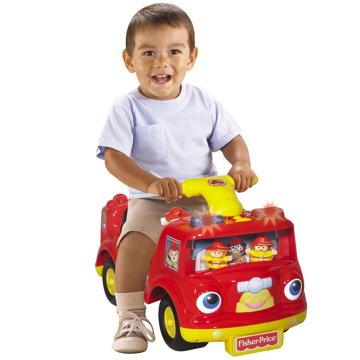 Fisher-Price Fire Engine Ride-On