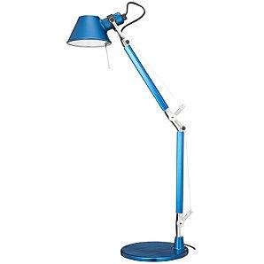 Tolomeo Micro Table Lamp, Blue