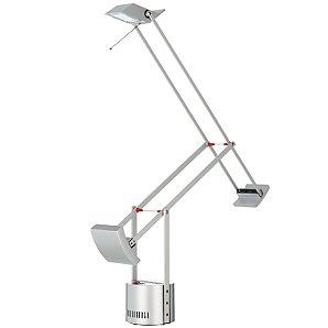Artemide Tizio Micro Table Lamp, Aluminium