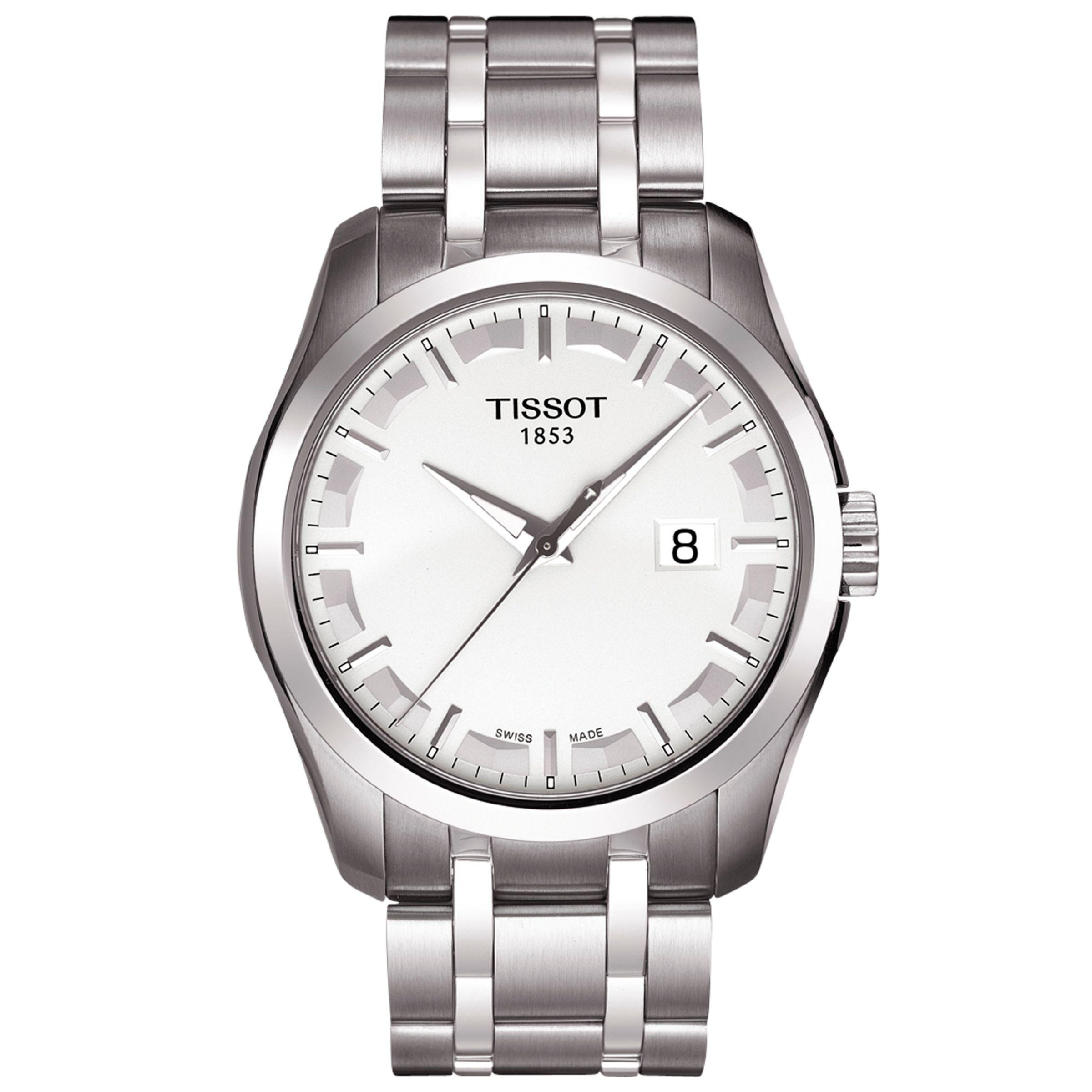 Tissot T0354101103100 T-Trend Couturier Men