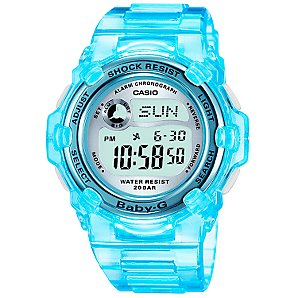 BG-3000-2ER Baby-G Womens Watch, Blue