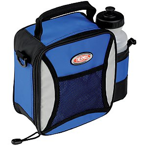 Thermos Cool Tec Lunch Kit with Sports Bottle, Blue