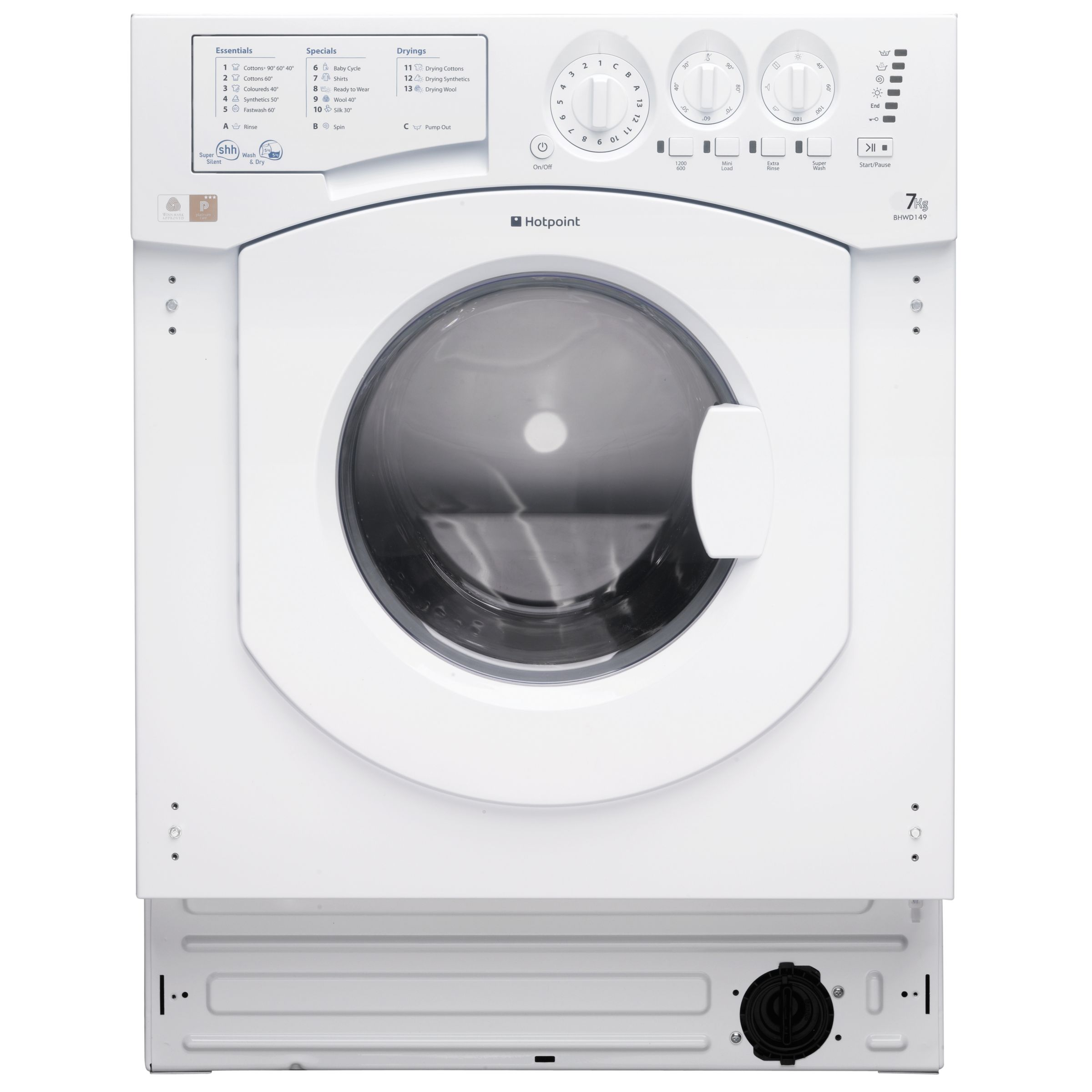 Yahoo! Answers - 2001 GE Washer will wash and rinse but not spin dry?
