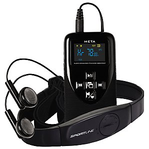 Sportline META 1075 Heart Rate Monitor and MP3