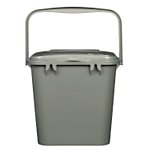 Landsaver Recycling Caddy, Silver