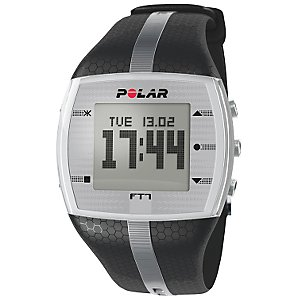 Polar F7 Mens Heart Rate Monitor, Black