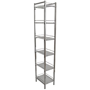 Ice 6 Tier Shelf Unit