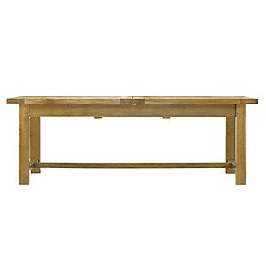 John Lewis Ardennes Extending Table, L220-300cm, Sarlat