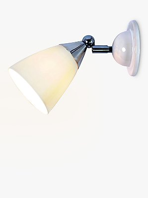 Original BTC Mann Dome Wall Light, Medium
